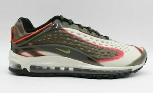 the latest 8e3a5 ddcc9 Details about Nike Men's Air Max Deluxe Sequoia Olive OG 2018 Running Shoes  AJ7831-300