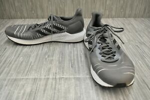 adidas-Solar-Ride-F37056-Running-Shoes-Men-039-s-Size-14-Grey-White