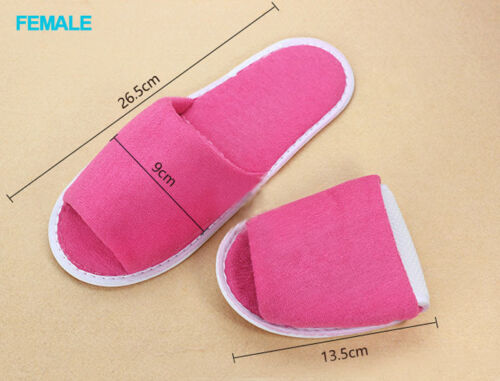 Unisex Traveling Folding Shoes Travel Mon-Disposable Slippers Home Hotel