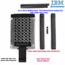 "Hard Drive.HDD.Cover.Caddy.T60.T60p.T61.T61p.14.1"".8895.7661.7663.IBM.Lenovo.NEW"
