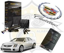 2011 CADILLAC CTS SEDAN PLUG & PLAY REMOTE STARTER SIMPLE PLUG IN INSTALL CTS-V