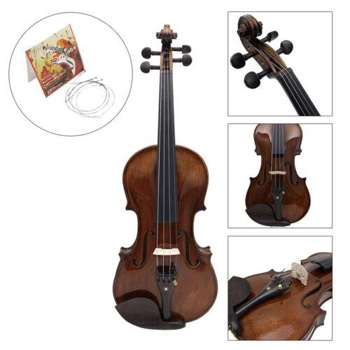 4 X Violin Saiten Violinsaite 0,18 X 258mm