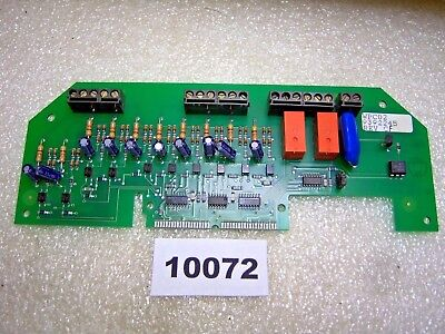 TB WOODS WOOD/'S E-TRAC WFC INPUT INTERFACE CIRCUIT BOARD AC INVERTER WPC02