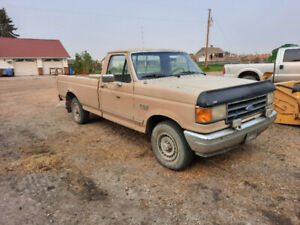 89 Ford F150,