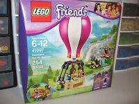 Lego Friends Heartlake Hot Air Balloon Set 41097