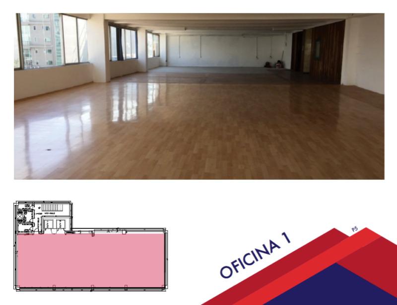 Oficina en renta y venta en Paseo De La Reforma (m2o11)