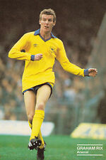 Football Photo>GRAHAM RIX Arsenal 1978-79
