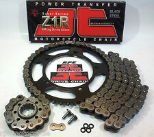 YAMAHA YZF R1 1998-03 JT Z1R X-Ring QUICK ACCELERATION CHAIN AND SPROCKETS KIT