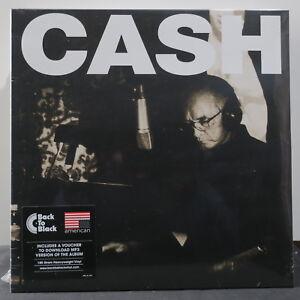 JOHNNY-CASH-039-American-V-A-Hundred-Highways-039-180g-Vinyl-LP-Download-NEW-SEALED
