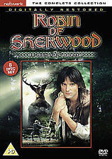 Robin Of Sherwood The Complete Collection Dvd Michael Praed New Factory Sealed