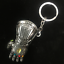 Funko-Pocket-Pop-Keychain-Hulkbuster-Thanos-Groot-Vinyl-Figure-Keyring-Gift-US miniature 6