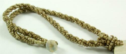 Natural Abalone Shell Mother of Pearl Shiva Eye Pendant Beads necklace BA208