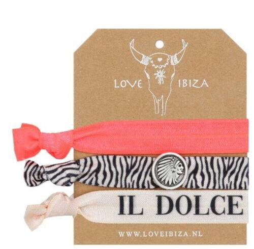 Love Ibiza Haargummi//Armband II dolce far niente