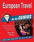 European Travel for the Genius by Patricia Harris, Rabbi David Lyon (Paperback / softback, 2016)