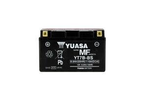 Bateria-Kymco-Kr-125-sport-quannon-2008-Yuasa-YT7B-BS