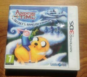 Adventure-Time-das-Geheimnis-der-Namenlosen-Koenigreich-3ds-kostenlos-UK-PORTO