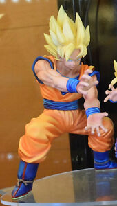 Banpresto-Dragon-Ball-Z-Dramatic-Showcase-Vol-2-Son-Goku-Gokou-Figure