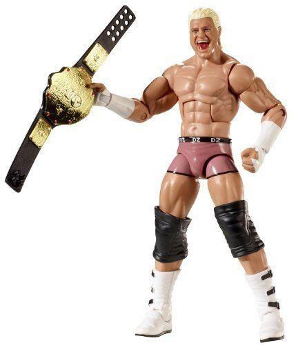 WWE Dolph Ziggler Elite Series 24 Mattel Wrestling Action Figure New Sealed