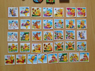 Winnie Puuh Quartett Happy Families Kartenspiel Winnie the Pooh Disney
