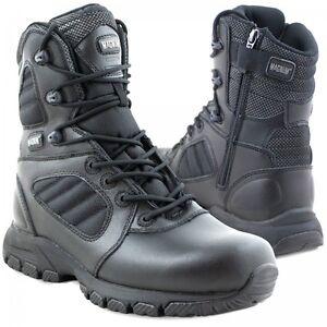 D'intervention Side Chaussures Rangers Zip T Sz Lynx Magnum 44 PvCCxqwad