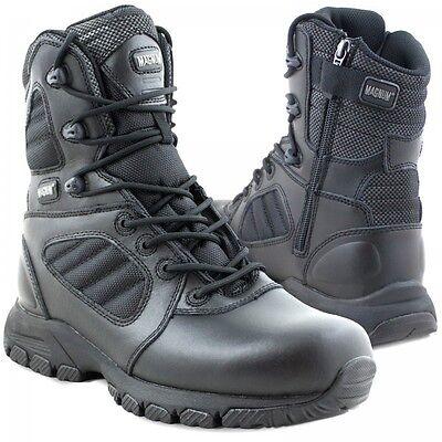 Chaussures d'intervention Magnum Lynx SZ Side Zip t. 43 rangers agent sécurité   eBay