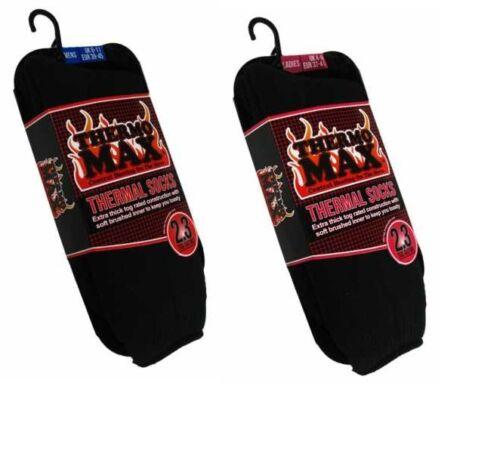 Hommes Femmes Chaud Chaussettes Épais Ultimate Chaussettes Thermiques 2.3 Tog