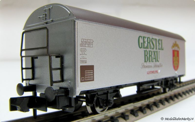 ARNOLD DB Bierwagen Gerstelbräu Epoche IV