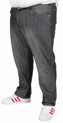 NEW MENS KAM RELAX  KING BIG /& TALL  Relax Unique Dakota COMFORT JEANS RELAXED
