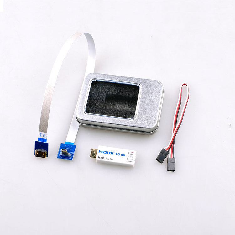 F14935 Universal HDMI to Micro HDMI AV to to to Analog Signal Congreener Module Card 1fd937