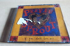 PREFAB SPROUT - IF YOU DON'T LOVE ME -PART 1 - SKCD 60!! !!! ! RARE CD