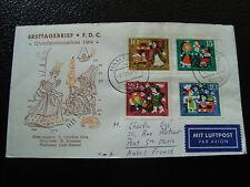 ALLEMAGNE RFA - enveloppe 1er jour 6/10/1964 (cy14)  germany