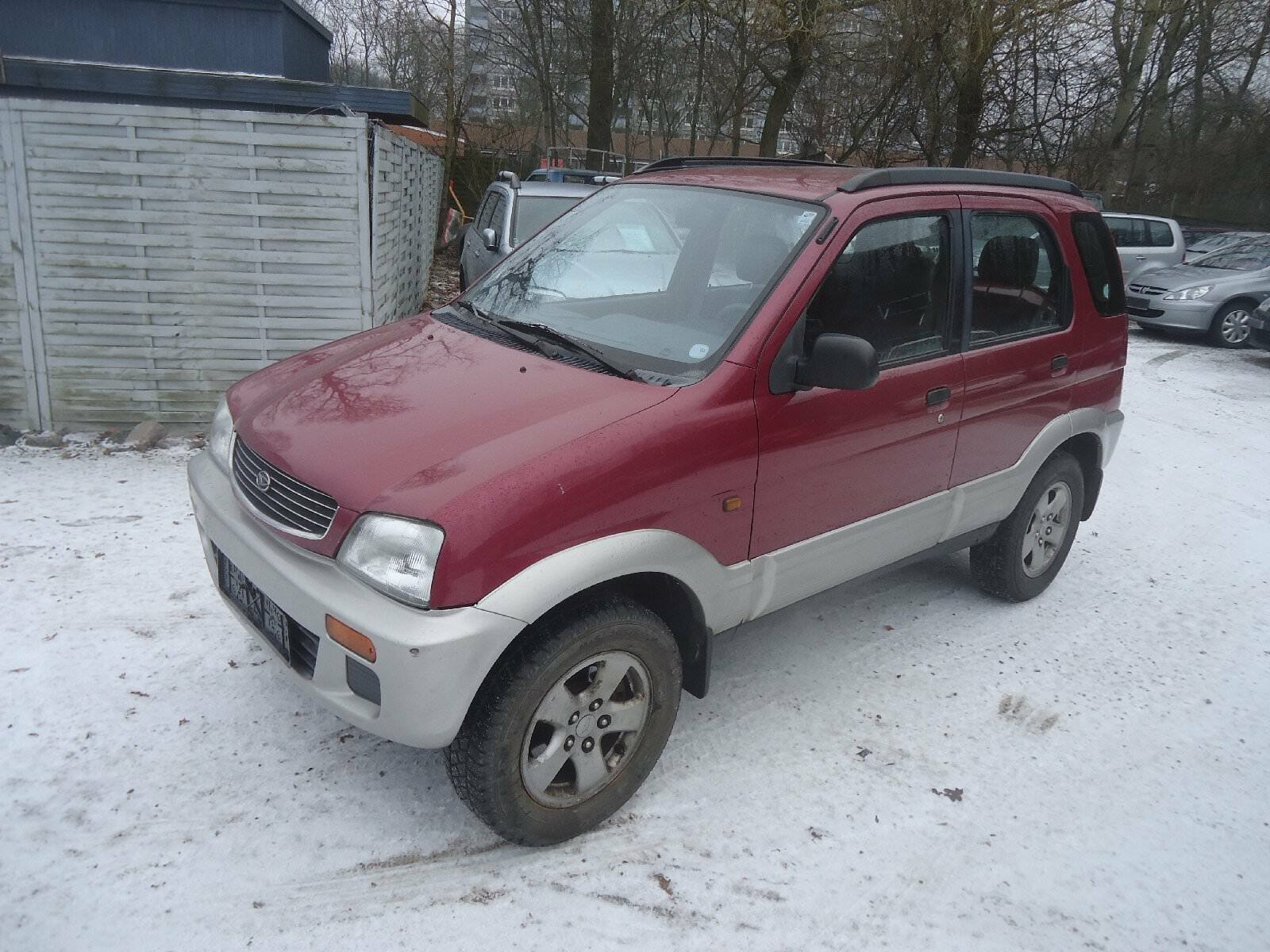 Daihatsu Terios 1,3  5d