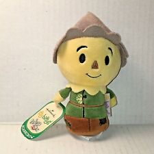Hallmark Itty Bittys Bitty The Wizard of Oz Plush Scarecrow 4 Inches Tall
