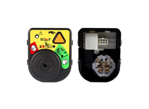 Starter Switch /& Key Kit Fits MTD 925-04227B 925-06119A Riding Tractors Mower