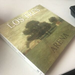 Los-Tres-Arena-2cd-Digipack-New-Sealed-Chile-Rare-Edition