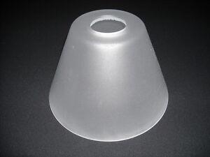 Lampenschirm Glas Ersatz E27 Glasschirm Weiss K0244 O Ca 18 Cm