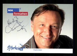 Frank-Voss-Die-Anrheiner-Autogrammkarte-Original-Signiert-BC-70617