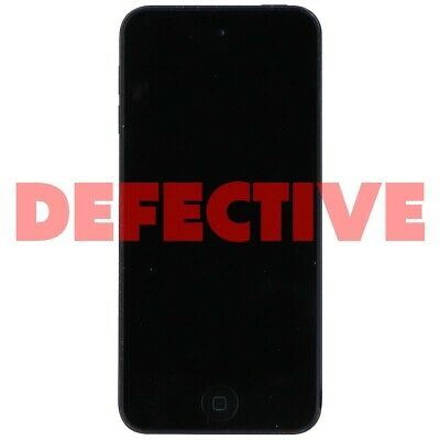 DEFECTIVE Apple iPod Touch (5th Generation) A1421 (MD723LL ...