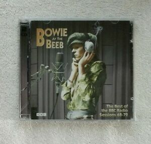 used-DAVID-BOWIE-Bowie-at-the-Beeb-The-Best-of-the-BBC-Radio-Sessions-2CD