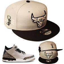 6975df670aa item 4 New Era Chicago Bulls Snapback Hat Match Air Jordan Retro 3 Wolf  Grey Black Cap -New Era Chicago Bulls Snapback Hat Match Air Jordan Retro 3  Wolf ...