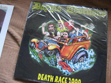 DAYGLO ABORTIONS 1999 'death race 2000' NEW/SEALED COLOR VINYL CANADIAN PUNK LP