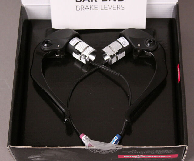 Pair Campagnolo Chorus EPS Bar End TT Electronic Brake//Shifters 11 Spd Brand New