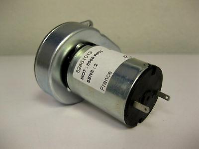 Crouzet Encoder 82862503 5000 RPM 24 Volt Used