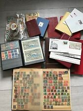 Briefmarken Sammlung Postage Stamps Collection Postfrisch Michel WW1&2 RRR RARE