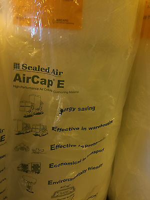 200m x 500mm Bubblewrap Aircap Small Bubble Wrap