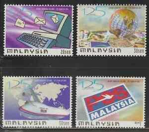 247-MALAYSIA-1999-125TH-ANNIVERSARY-OF-UPU-FRESH-MNH