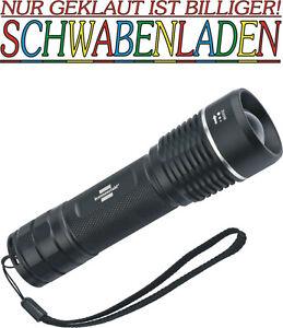 Strong Zoom Tactical Led Flashlight AdjustCBle 3*Cree CBL T6 10000 Lumen 18650 X