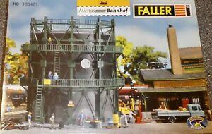 Stadtgaskessel-faller-130471-H0-1-87-Kit-Jamais-Assemble-Neuf-et-Emballe-A