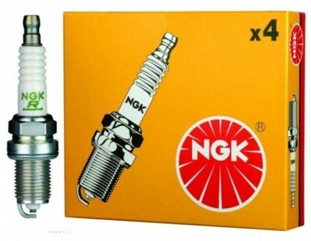 Pack Of 4 Champion RC12YC Spark Plug