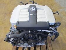 W8 4.0 BDN Motor 275PS VW Passat 3BG 102Tkm MIT GEWÄHRLEISTUNG  EINBAU MÖGLICH